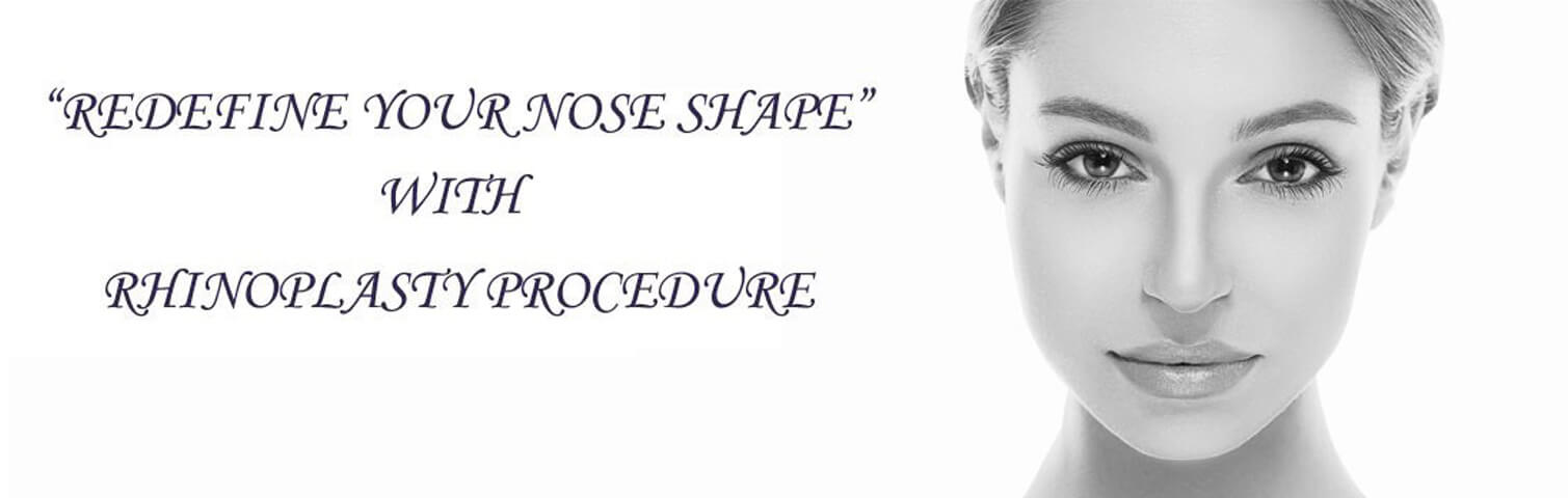 nose reshaping procedure in delhi